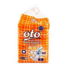 Oto Adult Diaper Pants Size M (10 pieces)