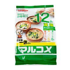 มารุโคเมะ ซุปเต้าเจี้ยว สีเขียว