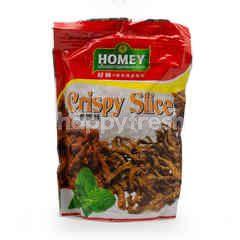 Homey Crispy Slice