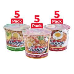 Mie Sedaap Instant Noodles Package