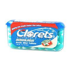 Clorets Arctic Mint Tablets