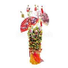 Emme Florist Single Lunar Year Orange Tree Size L (1 piece)