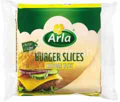 Arla Burger Slices Cheddar Taste (10 Pieces)