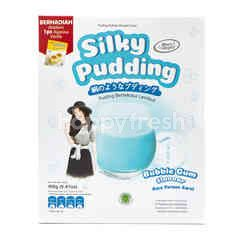 Mom's Recipe Silky Pudding Bubble Gum Flavor