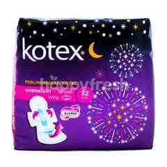Kotex Soft and Smooth Overnight Pads