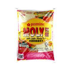 Jasmine Moly Beras Super Wangi Thai