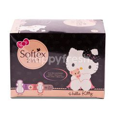 Softex 2in1 Package Sanitary Pad