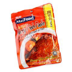 Masfood Instant Curry Fish Paste