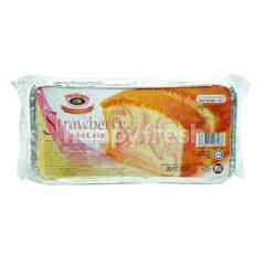 MICHIGAN Strawberry Pound Cake