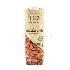 137 Degrees Original Unsweetened Almond Milk Drink