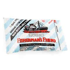 Fisherman's Friend Sugar Free Candy Original Extra Strong
