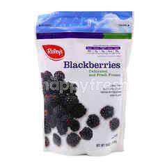 Raley's Frozen Whole Blackberries
