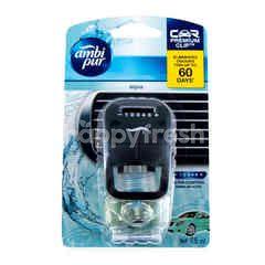 Ambi Pur Car Freshener Premium Clip Aqua