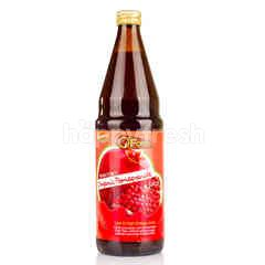 O'Forest Organic Pomegranate Live & High Energy Juice