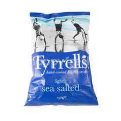 Tyrells Sea Salted Snack