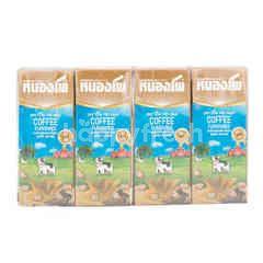 Nong Pho UHT Low Fat Coffee Milk