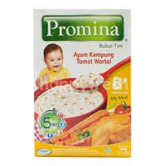 Promina Steamed Porridge with Chicken, Tomatoes, and Carrot
