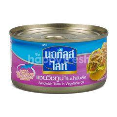 Nautilus Sandwich Tuna In Vegdetable Oil