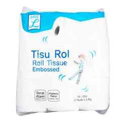 Choice L Save Embossed Toilet Tissue