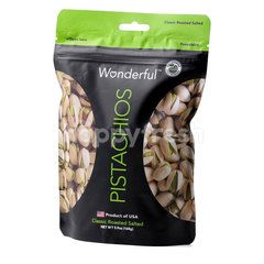 WONDERFUL Classic Roasted Salted California Pistachios