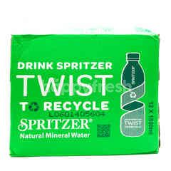 Spritzer Natural Mineral Water (12 Pcs)