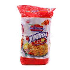 Mie Sedaap Instant Fried Noodles Jumbo (4 Pieces)