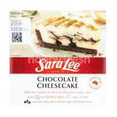 Sara Lee Keik Keju Rasa Cokelat