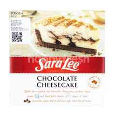 Sara Lee Chocolate Cheesecake