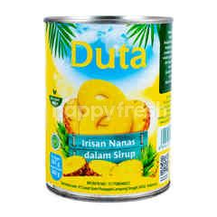 Duta Sliced Pineapple in Syrup