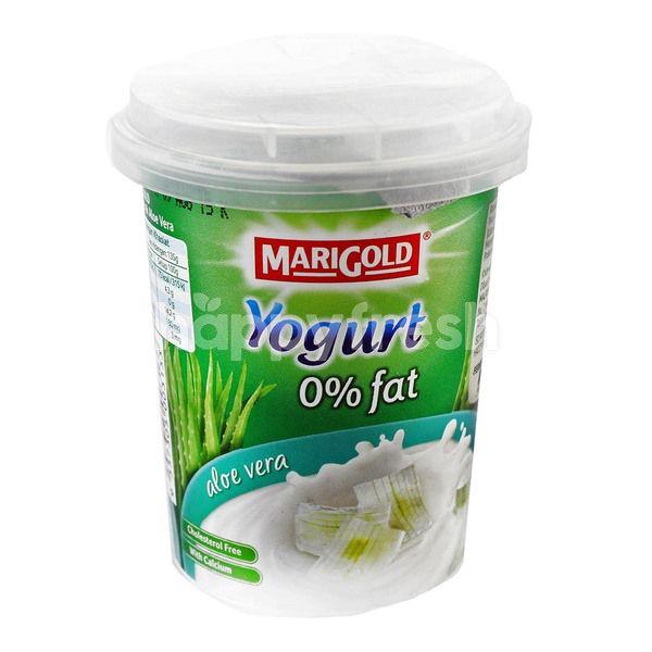 Marigold Yogurt 0% Fat Aloe Vera