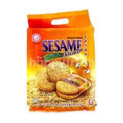 Cap Ping Pong Sesame Biscuits