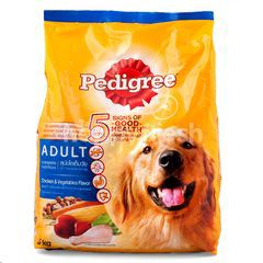 Pedigree Makanan Anjing Rasa Ayam dan Sayuran
