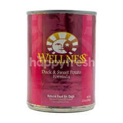 Wellness Duck and Sweet Potato Formula Dog Food