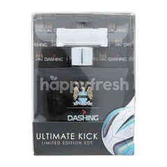 Dashing Manchester City Ultimate Kick Limited Edition Edt Men's Perfume