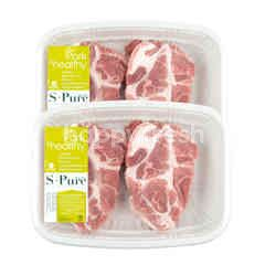 S-Pure Organic Pork Shoulder Pack