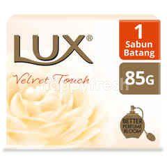 Lux Velvet Touch Bar Soap