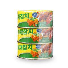 Ottogi Vegetable Tuna