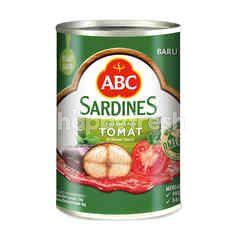 ABC Sardines Tomato Sauce 155g
