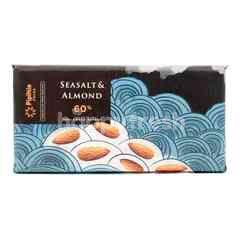 Pipiltin Cocoa Cokelat 60% Rasa Garam Laut & Almond