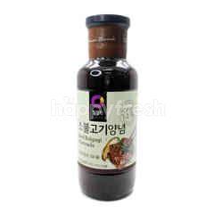 ชองจองวอน ซอสหมักเนื้อบุลโกกิ