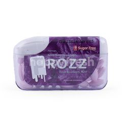 Frozz Blueberry Mint Flavor