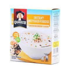 Quaker Instant Multigrain Porridge Chicken Mushroom Flavour