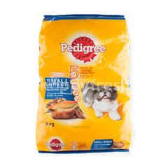 Pedigree Small Breed Chicken, Liver And Vegetable Flavor Dog Food
