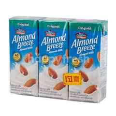 Blue Diamond Almond Breeze Original Almond Milk