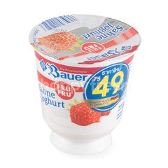 Bauer Yogurt  With Strawberry
