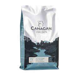Canagan คานาแกน อาหารเม็ดสำหรับแมว สูตรสคอททิช แซลมอน 1.5 กิโลกรัม