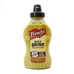 French Spicy Brown Mustard