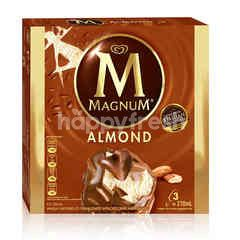 Magnum Magnum Almond Ice Cream (3 Pieces)
