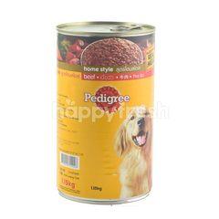 Pedigree Makanan Anjing Home Style Rasa Daging