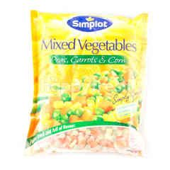 Simplot Mixed Vegetable